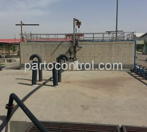تصفیه خانه بتنی فاضلاب پروژه شهرک کاسپین Concrete wastewater treatment plant in Caspian Town 500x450 - پروژه تصفیه خانه بتنی فاضلاب