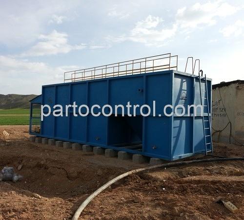 تصفیه فاضلاب بهداشتی انسانی پروژه دانشگاه آزاد یاسوج Yasuj Sanitary Wastewater Treatment Package 500x450 - پروژه تصفیه فاضلاب بهداشتی انسانی