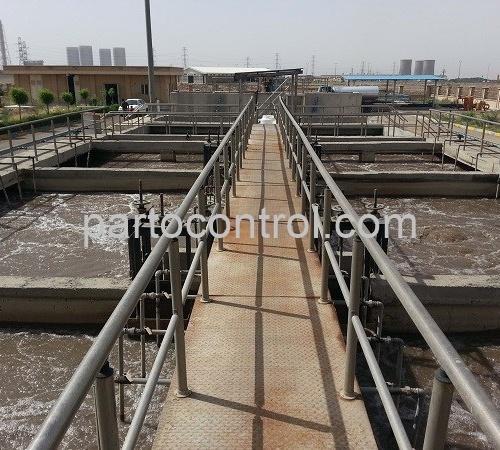 تولید تصفیه خانه بتنی فاضلاب شهرک کاسپین Concrete wastewater treatment plant in Caspian Town 500x450 - پروژه تصفیه خانه بتنی فاضلاب
