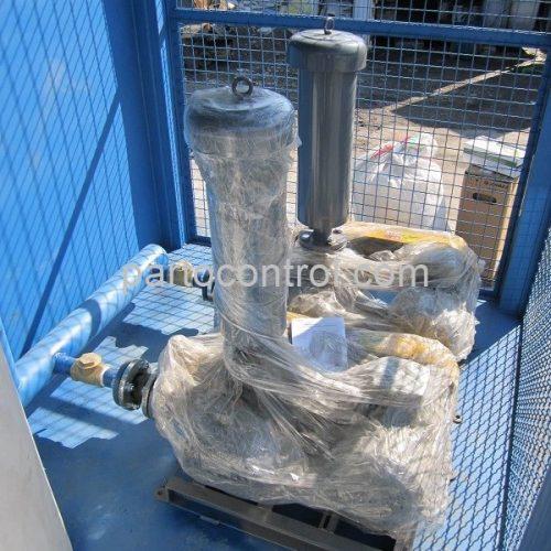 تولید تصفیه فاضلاب بهداشتی انسانی دانشگاه آزاد خمین Sanitary Wastewater Treatment Package Khomein 500x500 - پروژه تصفیه فاضلاب بهداشتی انسانی