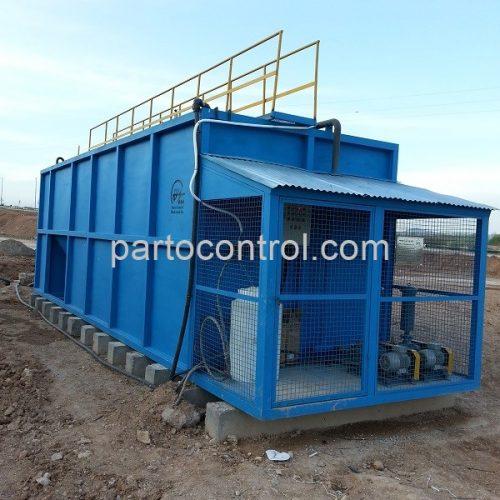 تولید تصفیه فاضلاب بهداشتی انسانی دانشگاه آزاد یاسوج Yasuj Sanitary Wastewater Treatment Package 500x500 - پروژه تصفیه فاضلاب بهداشتی انسانی