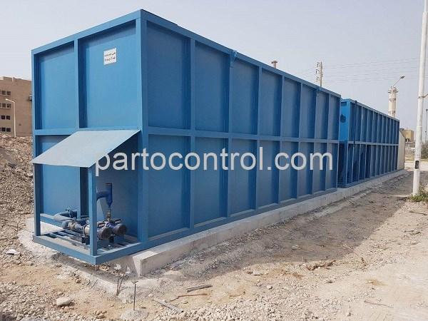تولید تصفیه فاضلاب بهداشتی انسانی نیروگاه اتمی بوشهر Bushehr Nuclear Power Plant Sewage Treatment Package - پروژه تصفیه فاضلاب بهداشتی انسانی