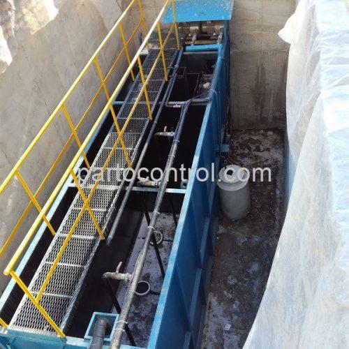 تولید تصفیه فاضلاب بهداشتی انسانی هتل گچسر Gachsar Sanitary Wastewater Treatment Package 500x500 - پروژه تصفیه فاضلاب بهداشتی انسانی