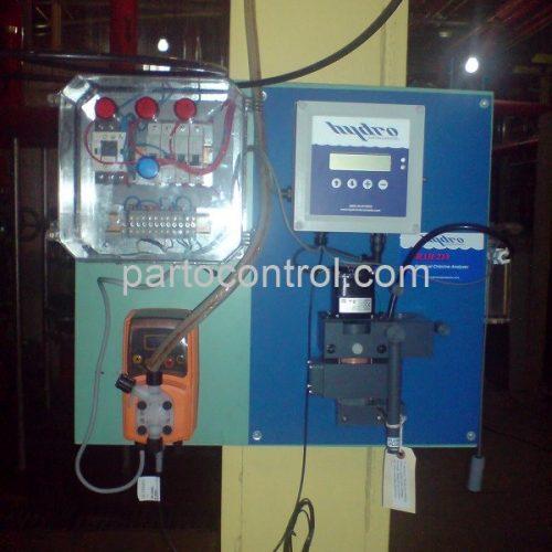 تولید دستگاه انالایزر آنلاین نیروگاه طرشت tarasht online analyzer 500x500 - پروژه آنالایزر آنلاین
