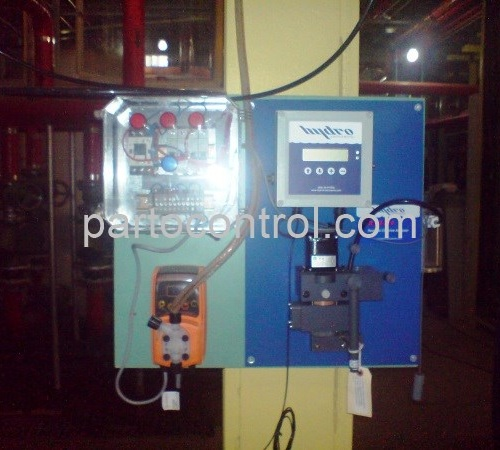 دستگاه انالایزر آنلاین نیروگاه طرشت tarasht online analyzer 500x450 - پروژه آنالایزر آنلاین