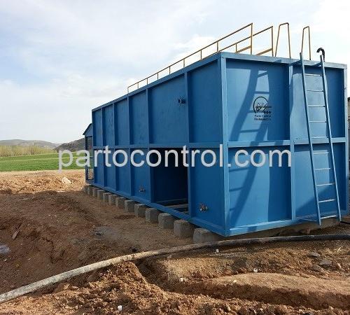 ساخت تصفیه فاضلاب بهداشتی انسانی دانشگاه آزاد یاسوج Yasuj Sanitary Wastewater Treatment Package 500x450 - پروژه تصفیه فاضلاب بهداشتی انسانی