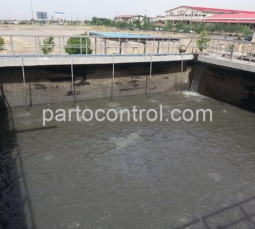 نصب تصفیه خانه بتنی فاضلاب شهرک کاسپین Concrete wastewater treatment plant in Caspian Town 500x450 - پروژه تصفیه خانه بتنی فاضلاب