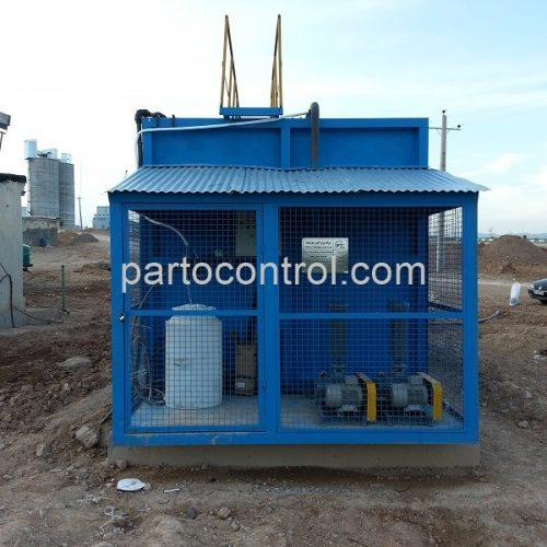 نصب تصفیه فاضلاب بهداشتی انسانی دانشگاه آزاد یاسوج Yasuj Sanitary Wastewater Treatment Package 500x500 - پروژه تصفیه فاضلاب بهداشتی انسانی