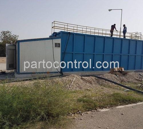نصب تصفیه فاضلاب بهداشتی انسانی نیروگاه اتمی بوشهر Bushehr Nuclear Power Plant Sewage Treatment Package 500x450 - پروژه تصفیه فاضلاب بهداشتی انسانی