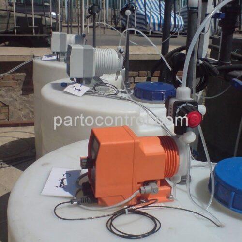 نصب پکیج تزریق مواد شمیایی آبرسانی جنوب تهران Chemical Injection Package 500x500 - پروژه پکیج تزریق مواد شمیایی