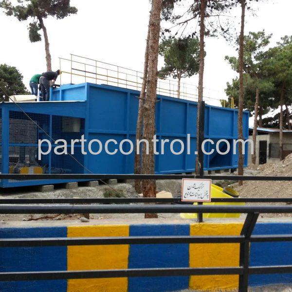 پکیج تصفیه فاضلاب کشتارگاه1Slaughterhouse wastewater treatment package 600x600 - پروژه ها