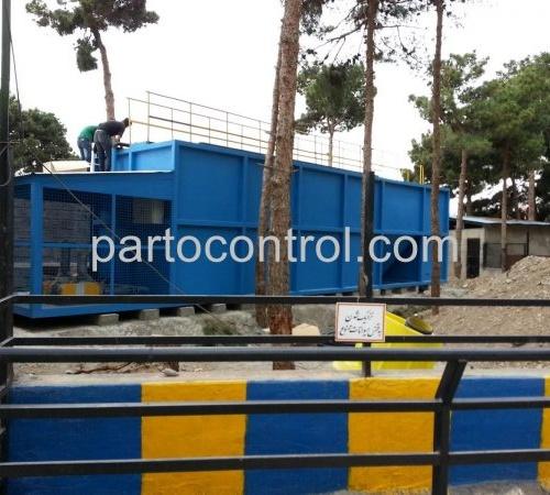 پکیج تصفیه فاضلاب کشتارگاه1Slaughterhouse wastewater treatment package e1591989994659 500x450 - پروژه تصفیه فاضلاب کشتارگاه