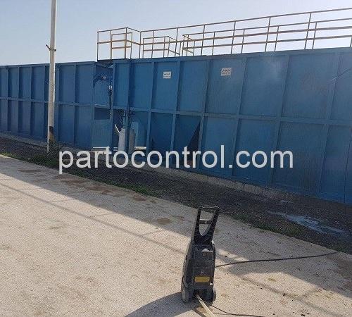 Bushehr Nuclear Power Plant Sewage Treatment Packageپکیج تصفیه فاضلاب بهداشتی نیروگاه اتمی بوشهر5 500x450 - پروژه تصفیه فاضلاب بهداشتی انسانی