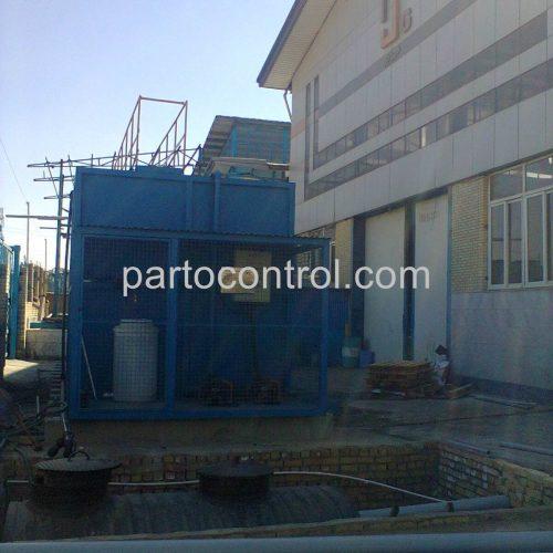 Carwash Sewage Treatment Packageتصفیه فاضلاب کارواش پلیمر گلپایگان1 500x500 - پروژه تصفیه فاضلاب کارواش