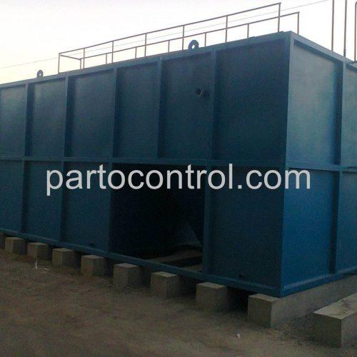 Carwash Sewage Treatment Packageتصفیه فاضلاب کارواش پلیمر گلپایگان2 500x500 - پروژه تصفیه فاضلاب کارواش