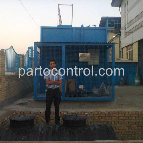 Carwash Sewage Treatment Packageتصفیه فاضلاب کارواش پلیمر گلپایگان4 500x500 - پروژه تصفیه فاضلاب کارواش