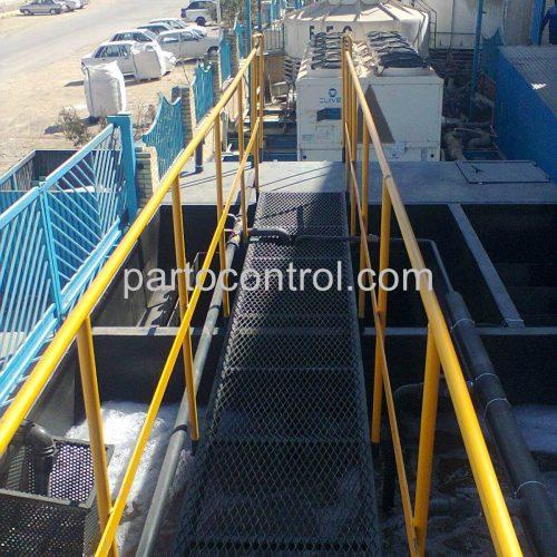 Carwash Sewage Treatment Packageتصفیه فاضلاب کارواش پلیمر گلپایگان6 500x500 - پروژه تصفیه فاضلاب کارواش