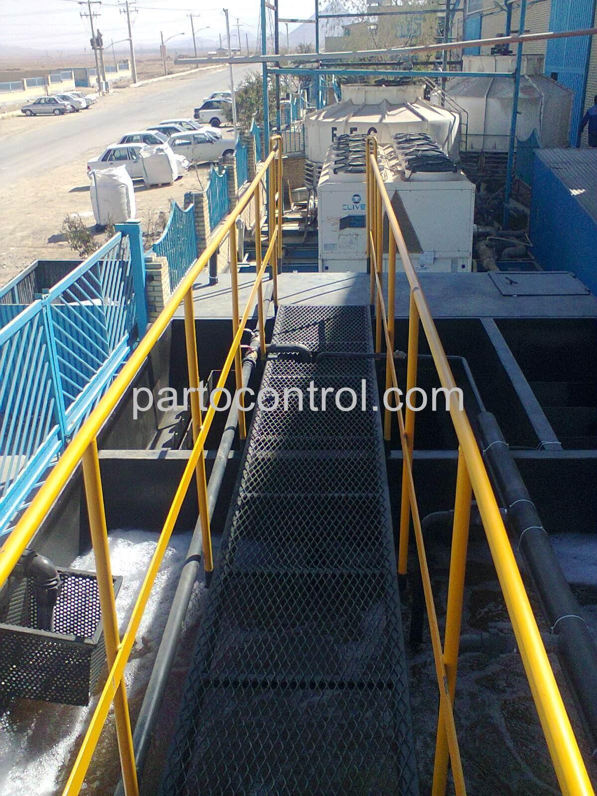 Carwash Sewage Treatment Packageتصفیه فاضلاب کارواش پلیمر گلپایگان6 - پروژه تصفیه فاضلاب کارواش