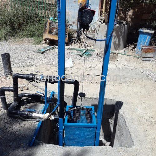 Dirt stuck آشغالگیر پروژه چناران 500x500 - پروژه آشغالگیر
