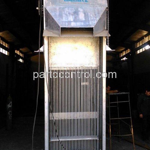 Dirt stuck تولید آشغالگیر پروژه پالایشگاه فجر جم2 500x500 - پروژه آشغالگیر