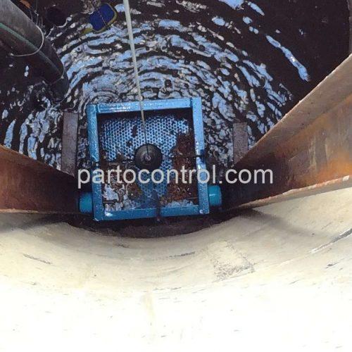 Dirt stuck دستگاه آشغالگیر پروژه بیمارستانی 500x500 - پروژه آشغالگیر