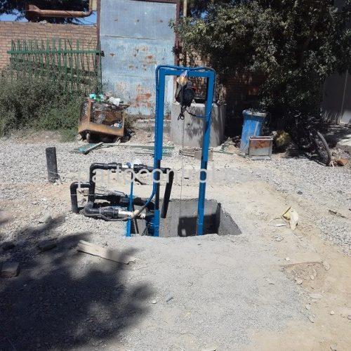 Dirt stuck دستگاه آشغالگیر پروژه بیمارستان 500x500 - پروژه آشغالگیر