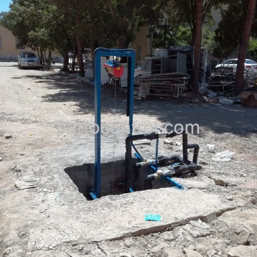 Dirt stuck دستگاه آشغالگیر پروژه چناران 500x500 - پروژه آشغالگیر