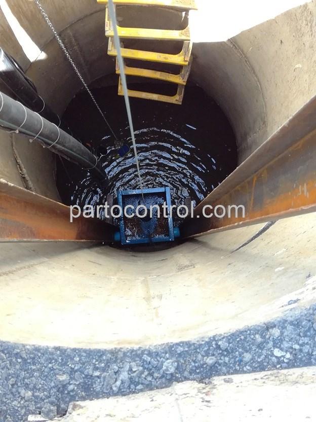 Dirt stuck دستگاه آشغالگیر  - پروژه آشغالگیر