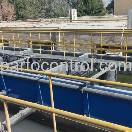 Hospital Sewage Treatmentتصفیه فاضلاب بیمارستانی بیمارستان سلامت3 500x500 - پروژه تصفیه فاضلاب بیمارستانی