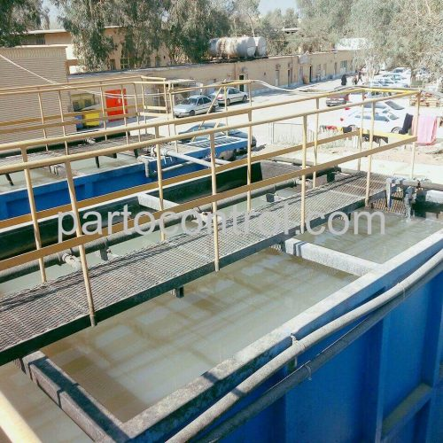 Hospital Sewage Treatmentتصفیه فاضلاب بیمارستانی بیمارستان سلامت4 500x500 - پروژه تصفیه فاضلاب بیمارستانی