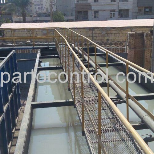 Hospital Sewage Treatmentتصفیه فاضلاب بیمارستانی بیمارستان سلامت5 500x500 - پروژه تصفیه فاضلاب بیمارستانی