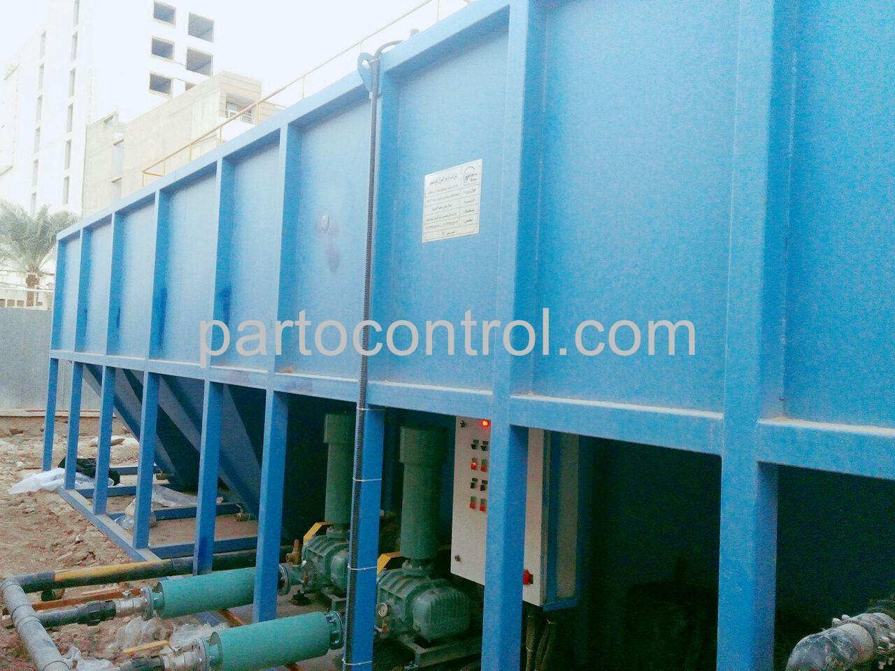 Hospital Sewage Treatmentتصفیه فاضلاب بیمارستانی بیمارستان شفا2 - پروژه تصفیه فاضلاب بیمارستانی