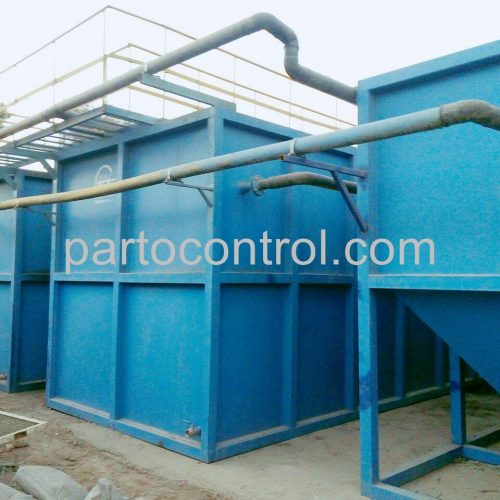 Hospital Sewage Treatmentتصفیه فاضلاب بیمارستانی بیمارستان شفا3 500x500 - پروژه تصفیه فاضلاب بیمارستانی