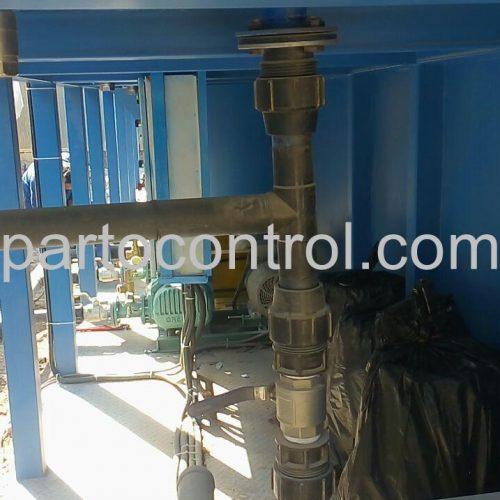 Hospital Sewage Treatmentتصفیه فاضلاب بیمارستانی بیمارستان شفا6 500x500 - پروژه تصفیه فاضلاب بیمارستانی