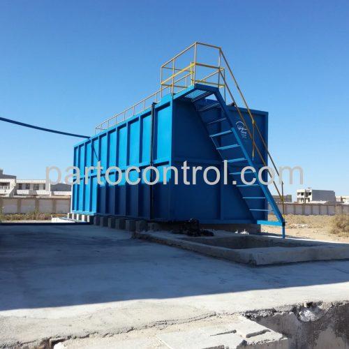Hospital Sewage Treatmentتصفیه فاضلاب بیمارستانی بیمارستان شهدا2 500x500 - پروژه تصفیه فاضلاب بیمارستانی