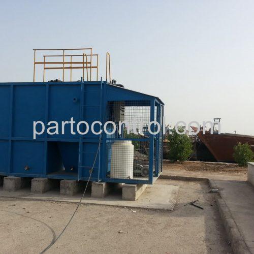 Paper making sewage treatment plantپکیج تصفیه فاضلاب کاغذسازی آبادان 2 500x500 - پروژه تصفیه فاضلاب کارخانجات کاغذ سازی