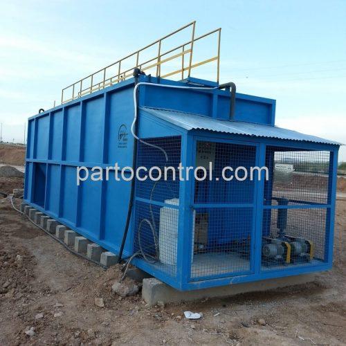 Rug Sewage Treatment Packageتصفیه فاضلاب کارگاه قالیشویی خمسه 4 500x500 - پروژه تصفیه فاضلاب کارگاه های قالیشویی