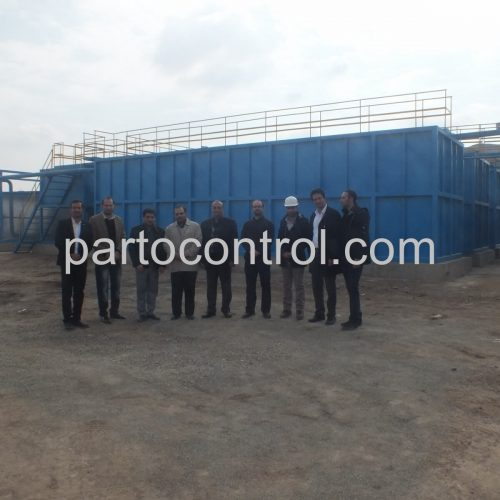 Urban Wastewater Treatment Packageپکیج تصفیه فاضلاب شهری آب و فاضلاب صفادشت2 500x500 - پروژه تصفیه فاضلاب شهری