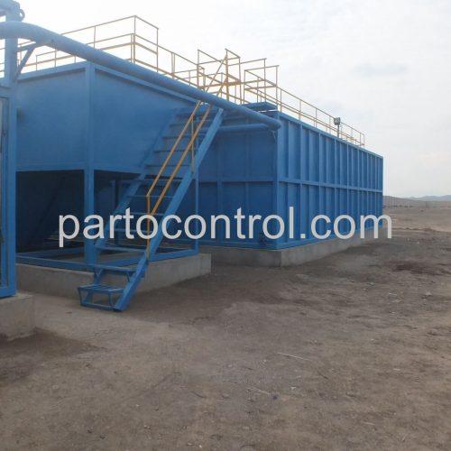 Urban Wastewater Treatment Packageپکیج تصفیه فاضلاب شهری آب و فاضلاب صفادشت3 500x500 - پروژه تصفیه فاضلاب شهری