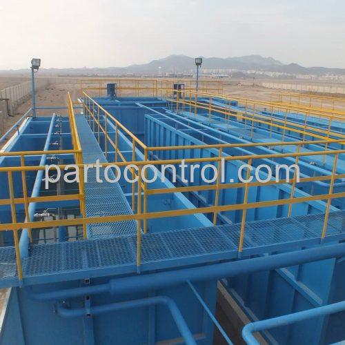 Urban Wastewater Treatment Packageپکیج تصفیه فاضلاب شهری آب و فاضلاب صفادشت5 500x500 - پروژه تصفیه فاضلاب شهری