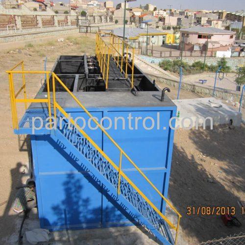 Urban Wastewater Treatment Packageپکیج تصفیه فاضلاب شهری شهرداری پردیس4 500x500 - پروژه تصفیه فاضلاب شهری