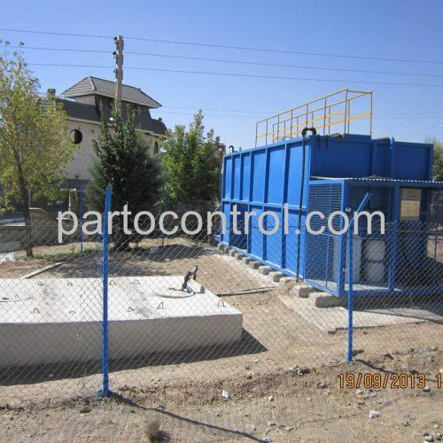 Urban Wastewater Treatment Packageپکیج تصفیه فاضلاب شهری شهرداری پردیس6 500x500 - پروژه تصفیه فاضلاب شهری