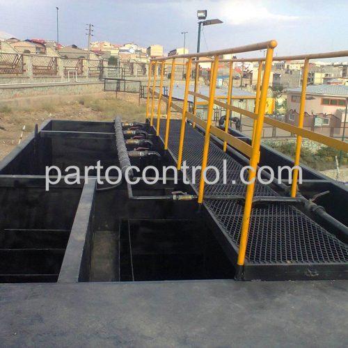 Urban Wastewater Treatment Packageپکیج تصفیه فاضلاب شهری شهرداری پردیس7 500x500 - پروژه تصفیه فاضلاب شهری