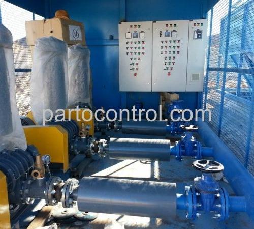 Urban Wastewater Treatment Packageپکیج تصفیه فاضلاب شهری شهریار3 e1591972872273 500x450 - پروژه تصفیه فاضلاب شهری