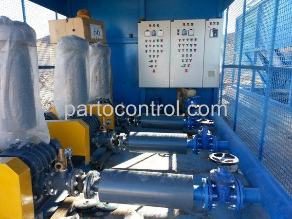 Urban Wastewater Treatment Packageپکیج تصفیه فاضلاب شهری شهریار3 e1591972872273 - پروژه تصفیه فاضلاب شهری