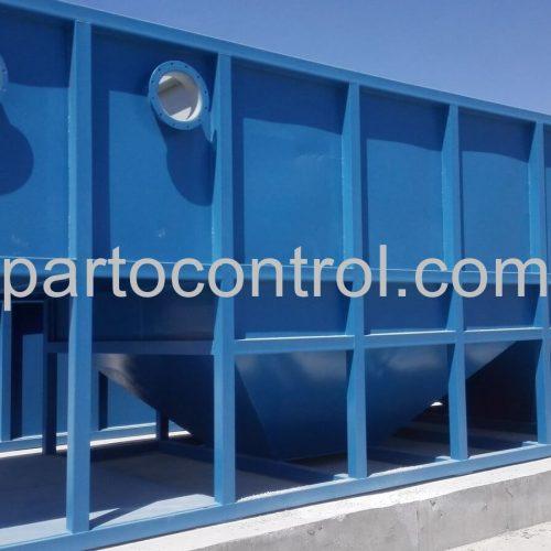 Urban Wastewater Treatment Packageپکیج تصفیه فاضلاب شهری چهارمحال و بختیاری2 500x500 - پروژه تصفیه فاضلاب شهری
