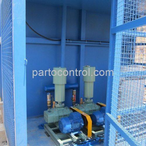 Yasuj Sanitary Wastewater Treatment Packageپکیج تصفیه فاضلاب بهداشتی یاسوج2 500x500 - پروژه تصفیه فاضلاب بهداشتی انسانی