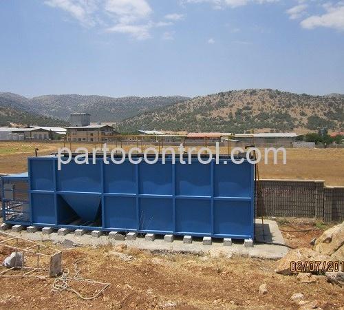 Yasuj Sanitary Wastewater Treatment Packageپکیج تصفیه فاضلاب بهداشتی یاسوج3 500x450 - پروژه تصفیه فاضلاب بهداشتی انسانی