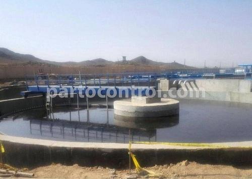 safadasht water and Sewage Treatment Plantتصفیه خانه اب و فاضلاب صفادشت 500x357 - پروژه پل لجن روب