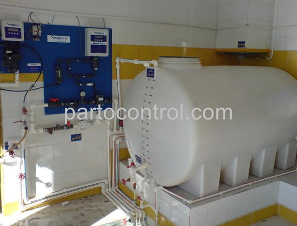 Liquid chlorine of sabzevarکلرزن مایع سبزوار3
